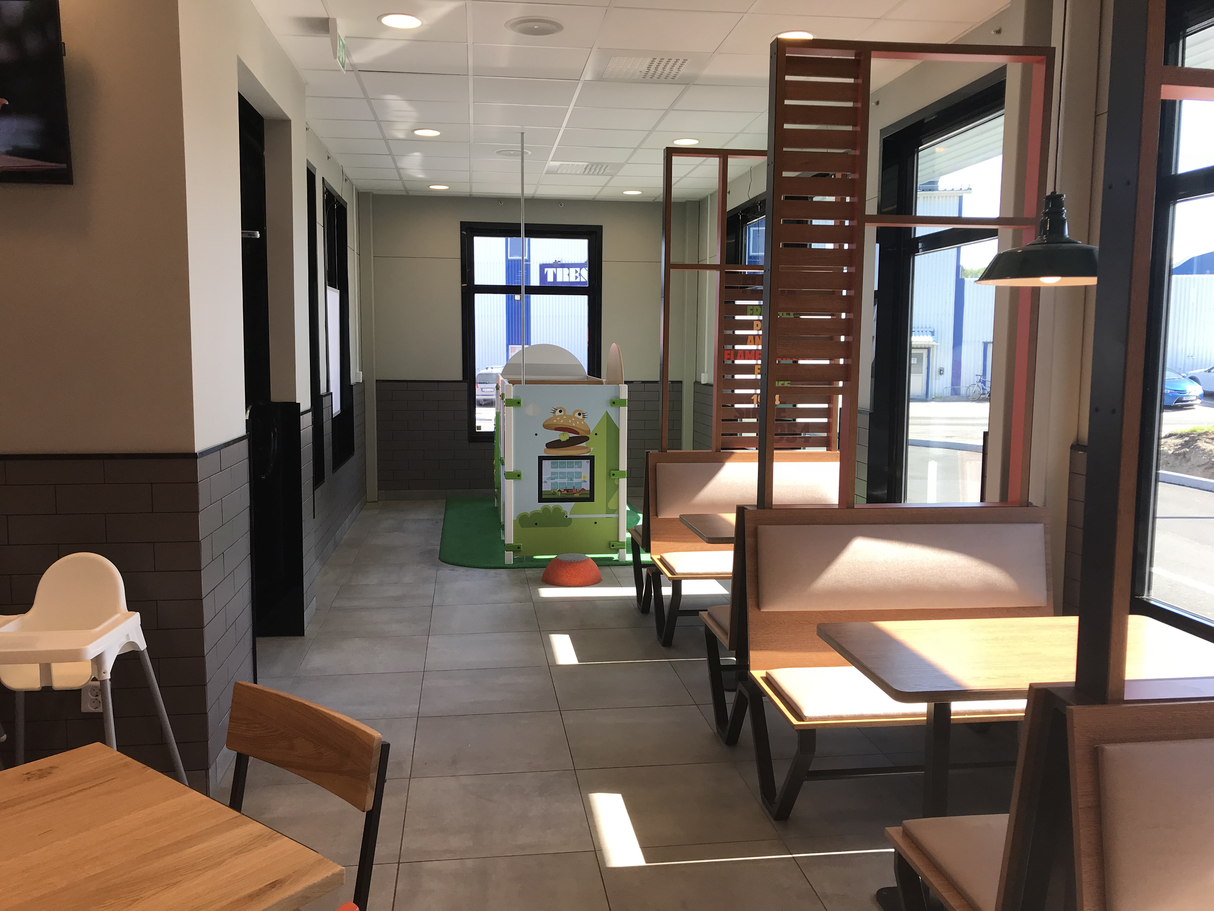 Burger King Duitsland | IKC