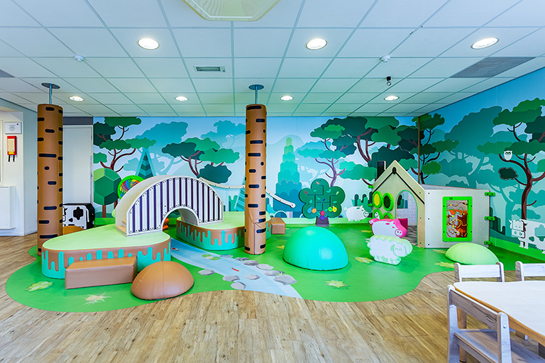Daycare centre Bloesem | IKC Daycare