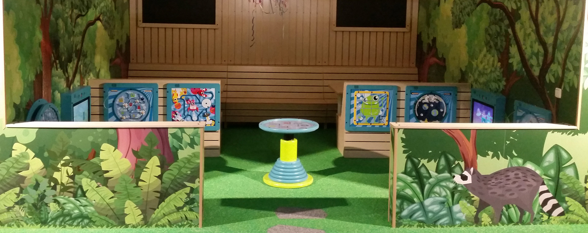 Möbel Hesse indoor playground | IKC