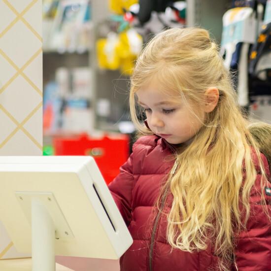 10 inch educatief en interactief speelsysteem voor kinderen | IKC interactieve speelsystemen