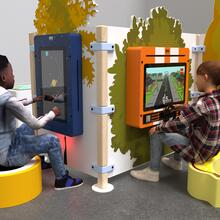 This image shows playhouse arctic m interactive